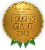 Professional Builder Housing Giant 2013