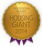 Professional Builder Housing Giant 2014