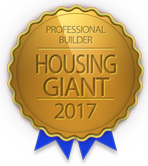 Professional Builder Housing Giant 2017
